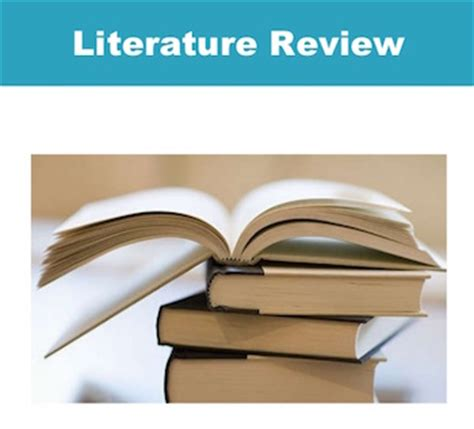 How to Make a Review of Related Literature - studymodecom